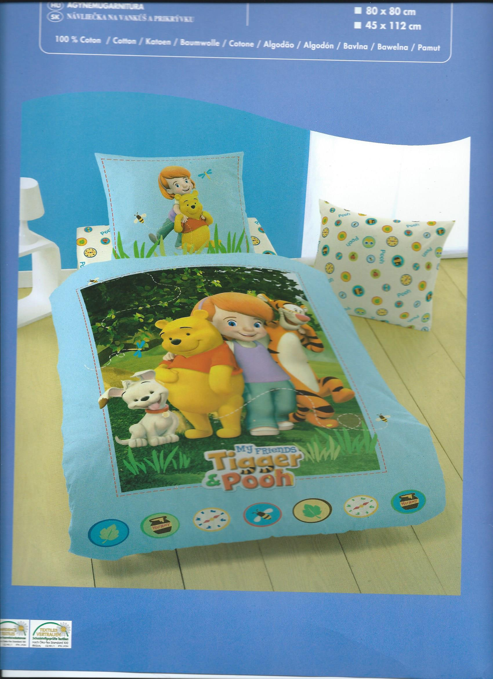 "Kinderovertrekset ""winni the pooh my friends"""